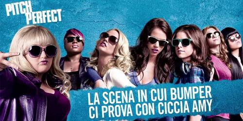 Pitch Perfect - Clip Bumper ci prova con Ciccia Amy