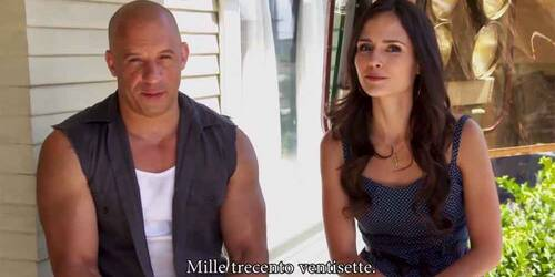 Fast and Furious 7 - Featurette La casa di Toretto e foto macchine