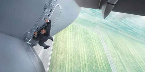 Teaser Trailer - Mission: Impossible: Rogue Nation