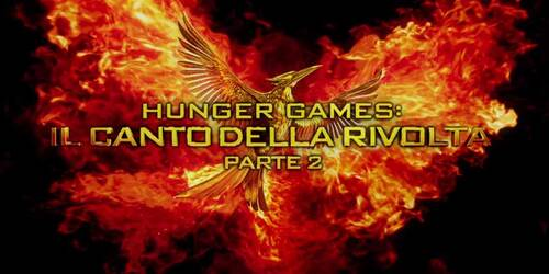 The Hunger Games: Mockingjay Part 2 Motion Poster 'Stand With The Mockingjay'