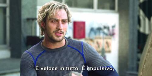 Avengers: Age of Ultron - Featurette I Gemelli