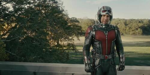 Ant-Man - Trailer Italiano