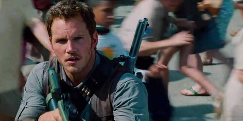 Jurassic World - Teaser Trailer Premiere