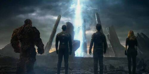 Trailer - Fantastic Four (2015)