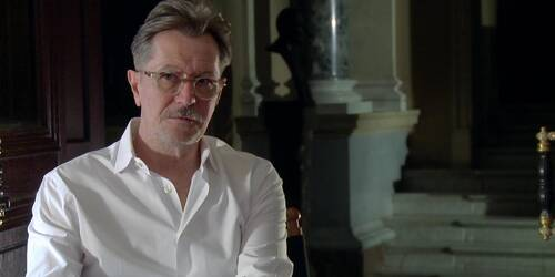 Child 44 - Intervista Gary Oldman