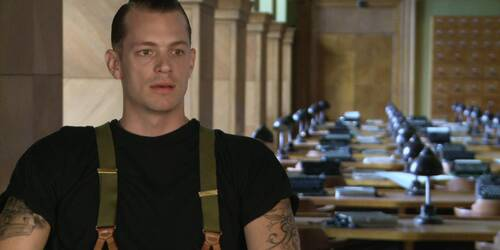 Child 44 - Intervista Joel Kinnaman
