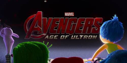 Inside Out: Trailer Speciale per Avengers: Age of Ultron