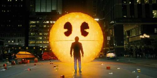 Pixels - Trailer italiano 2