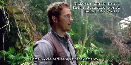 Jurassic World - Featurette Un primo sguardo