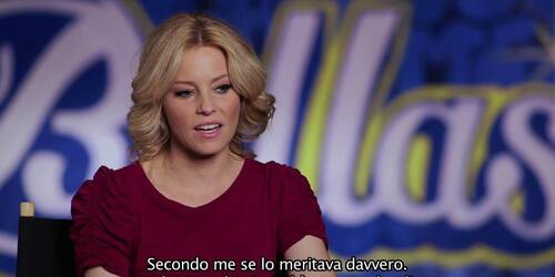 Pitch Perfect 2 - Intervista a Elizabeth Banks