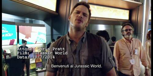 Jurassic World - Featurette Jack Horner parla del film