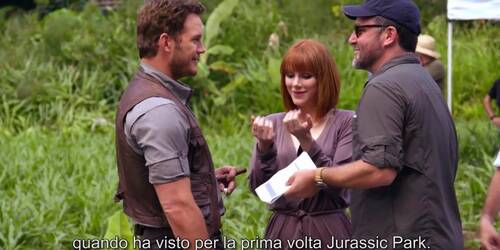 Jurassic World - Featurette Una nuova visione
