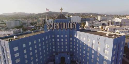 Trailer italiano - Going Clear: Scientology and the Prison of Belief