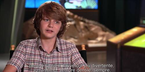Jurassic World - Intervista a Ty Simpkins