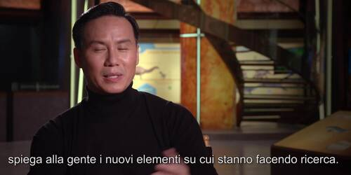 Jurassic World - Intervista al Dr. Wu