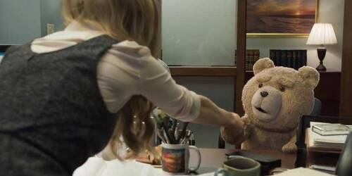 TED 2 - Super Bowl Spot