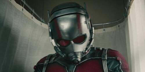 Ant-Man - Featurette Il Calabrone