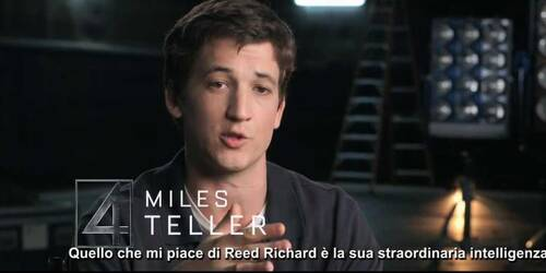 Featurette Reed Richard: Mr Fantastic - Fantastic 4 - I Fantastici Quattro
