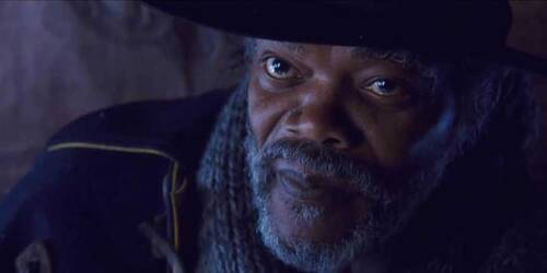 The Hateful Eight - Teaser Trailer