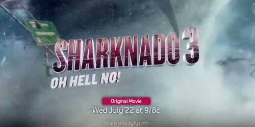 Trailer - Sharknado 3