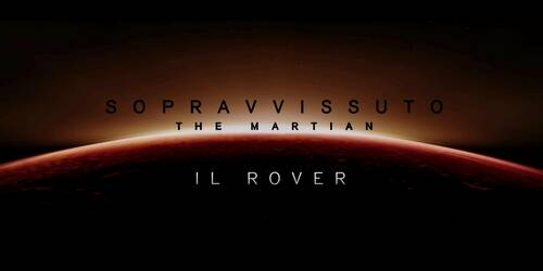 Sopravvissuto – The Martian - Checks Out