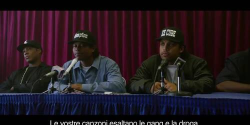 Straight Outta Compton - Featurette Ice Cube: di padre in figlio