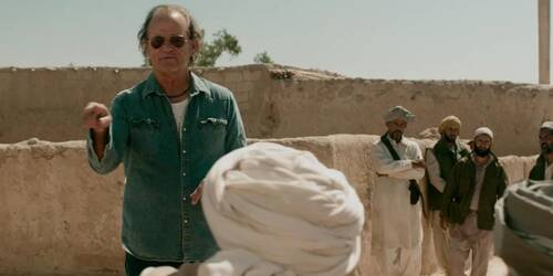 Rock the Kasbah - Trailer italiano