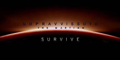 Sopravvisuto -The Martian - Featurette Survive
