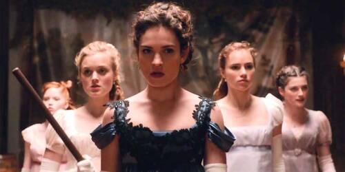 Trailer - Pride and Prejudice and Zombies