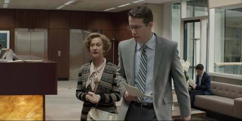 Woman in Gold - Clip Pudding di riso