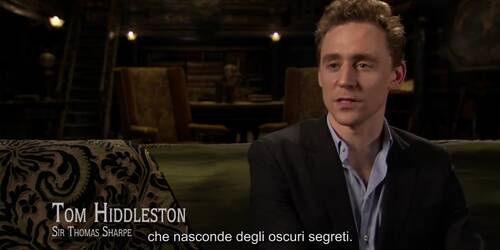 Crimson Peak - Featurette Visita Crimson Peak