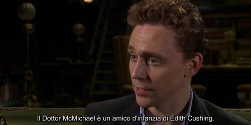 Crimson Peak - Featurette Gli uomini di Crimson Peak