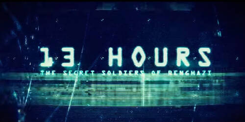 Trailer italiano 2 - 13 Hours: The Secret Soldiers of Benghazi