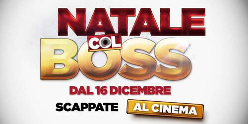 Trailer - Natale col Boss