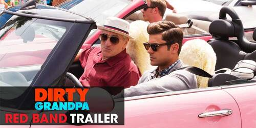 Dirty Grandpa - Red Band Trailer