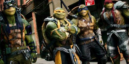 Trailer - Teenage Mutant Ninja Turtles 2
