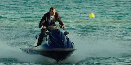 The Transporter Legacy - Clip JETSKY