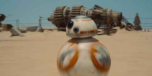 Teaser Trailer - Star Wars VII The Force Awakens