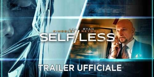Self/less - Trailer italiano