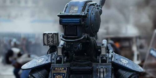 Chappie - Trailer Italiano