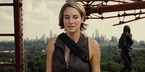 The Divergent Series: Allegiant - Teaser Trailer