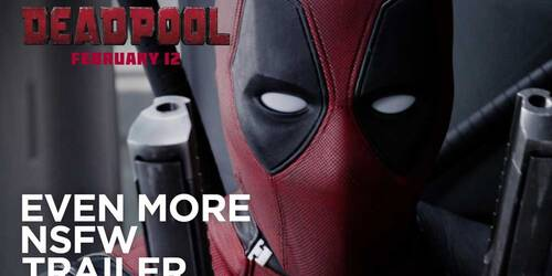 Deadpool - Trailer Red Band 2