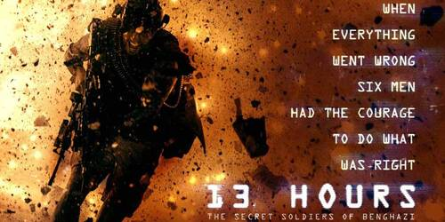 Trailer italiano 3 - 13 Hours: The Secret Soldiers of Benghazi