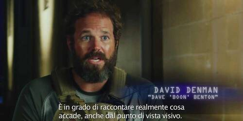 Michael Bay e l'esercito - 13 Hours: The Secret Soldiers of Benghazi