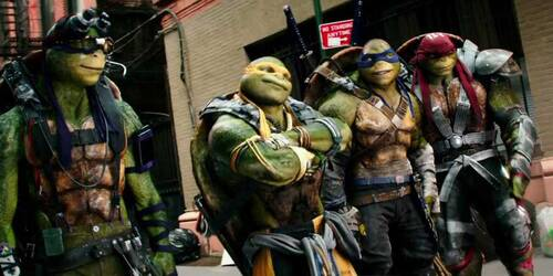 Teenage Mutant Ninja Turtles: Out of the Shadows Super Bowl Spot