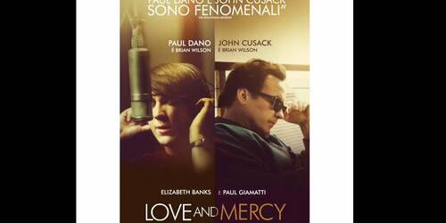 Love and Mercy - Motion Poster Italiano
