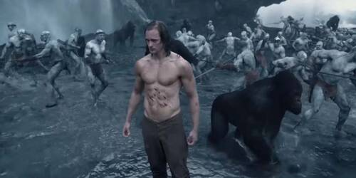 The Legend of Tarzan - Clip Lui Tarzan, tu Jane
