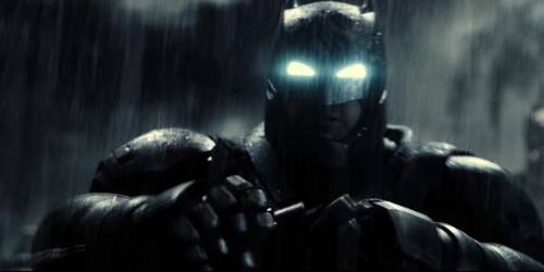 Teaser Trailer Italiano - Batman v Superman: Dawn of Justice