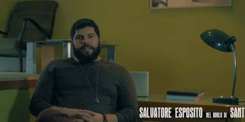 Zeta - Featurette con Sante