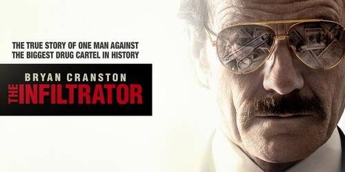 The Infiltrator - Trailer